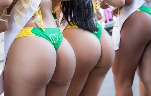 Come avere un sedere da brasiliana