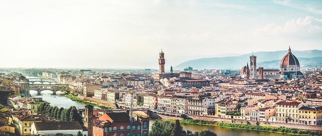 Quali luoghi visitare a Firenze in una vacanza della durata di due o tre giorni