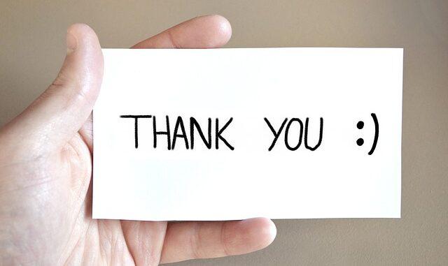 Favoloso Grazie a tutti per gli auguri: le frasi più belle per rispondere AL49