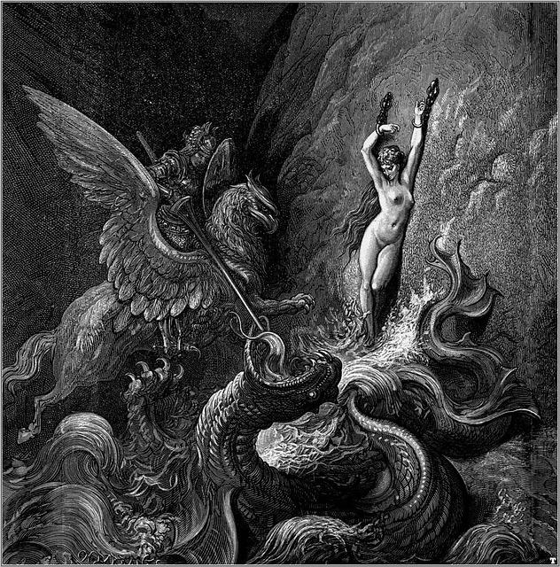 Carlo Magno: le leggende di Angelica